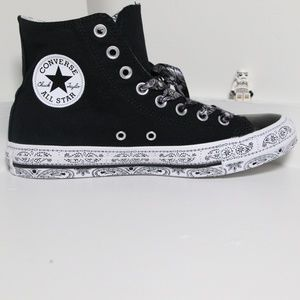 Miley Cyrus X Converse All Star High Top